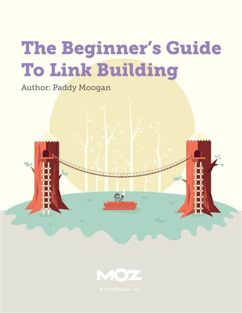 the beginner s guide free beginners guide to link building