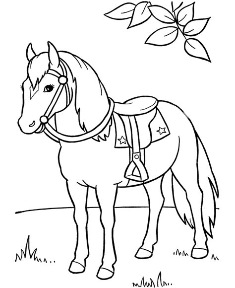 coloring pages of morgan horses horse coloring pages with paddle coloringstar