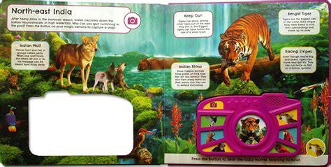 Buku Anak Import Baby Animals My Mini Busy Book jungle noisy adventure sound board book with 8 roar some sounds bukugaby buku