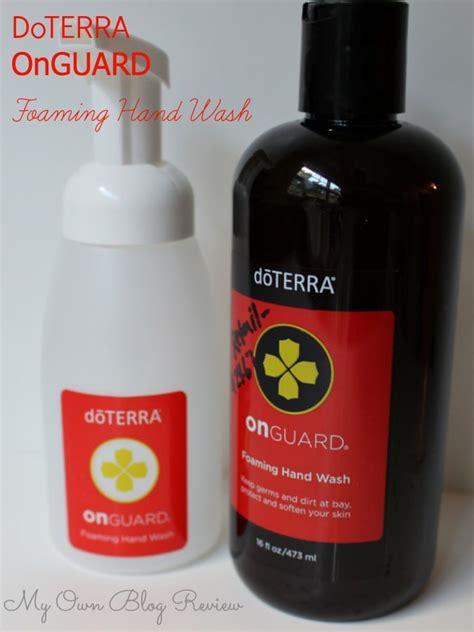 doterra  guard essential oil review embellishmints