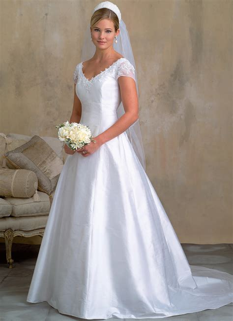 Wedding Gown Patterns by Links To Twenty In Print Bridal Gown Sewing Patterns