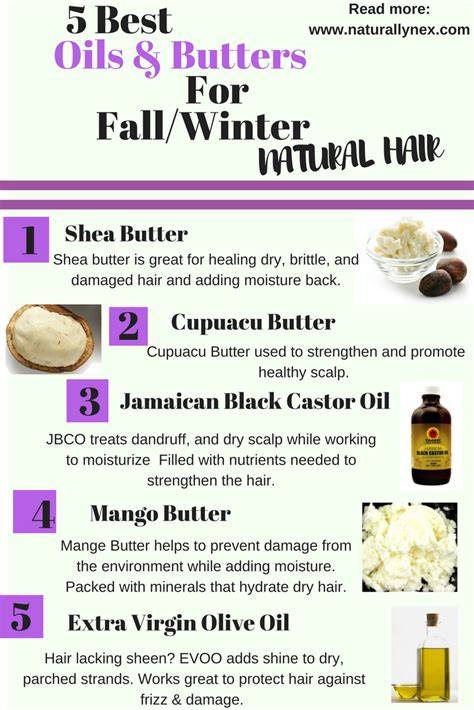 best oils and butters for winter natural hair care continue reading the best butters oils for fall winter haircare
