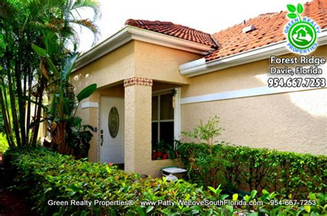 forest ridge homes for sale forest ridge davie 9224