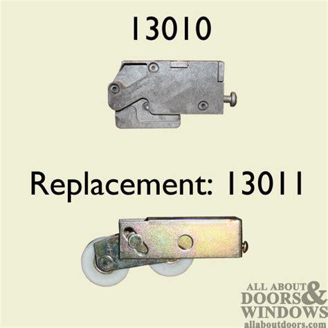 Replacing Patio Door Rollers by Patio Door Roller Discontinued Replace With 13011