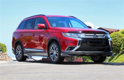 mitsubishi outlander top gear mitsubishi outlander 2018 price new model specification engine