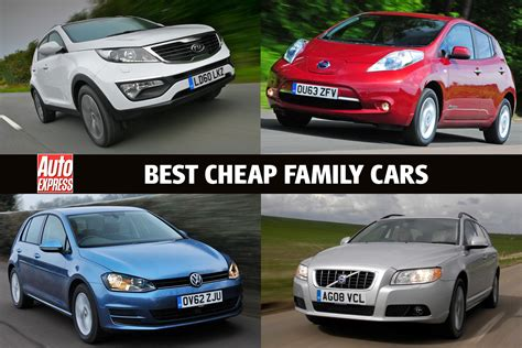 best cheap family cars auto express