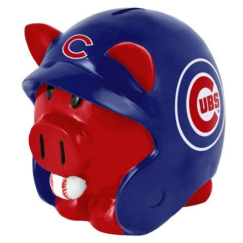 mlb bank mlb helmet piggy bank chicago cubs kmart