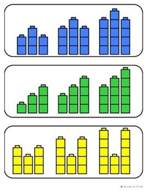 growing pattern numbers 188 best images about math patterns relations strand