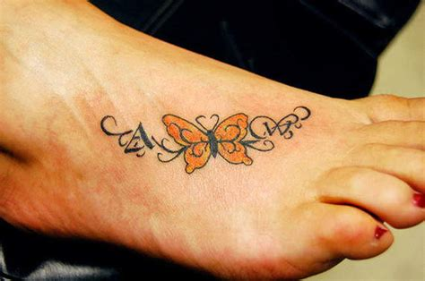 tattoo butterfly letters 86 stunning and lovely butterfly tattoos and designs