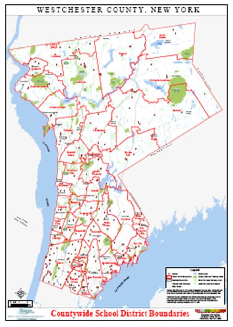 map of westchester county ny westchester county gis countywide maps