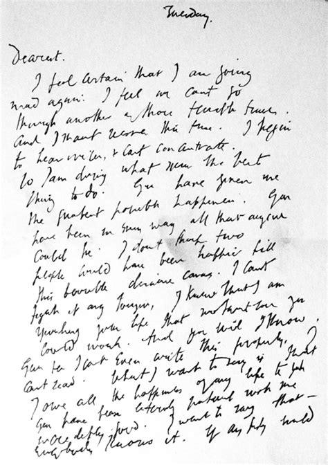 A última carta de Virginia Woolf   Resenhas à la Carte