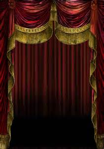 Theater Curtain Fabric Crossword Feminine Stage Curtain Backdrop Curtain Lights Stage