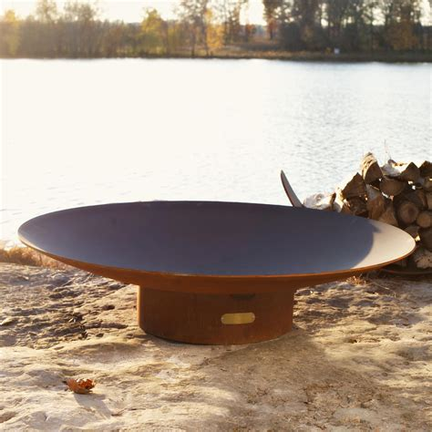 asia 48 inch outdoor pit atistically crafted by