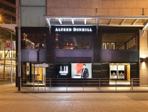 home design store hong kong the home of alfred dunhill flagship store by gavin tu