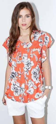 Expand Floral Print Blouse Oranye 162 best 50 images on plus size fashion