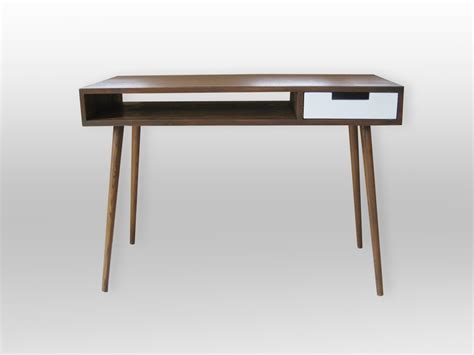 Etsy Desk by Mid Century Desk With Drawer By Flintalleyfurniture On Etsy