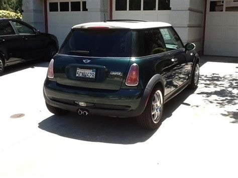 Purchase Used 2003 Mini Cooper S Great Condition 6 Speed