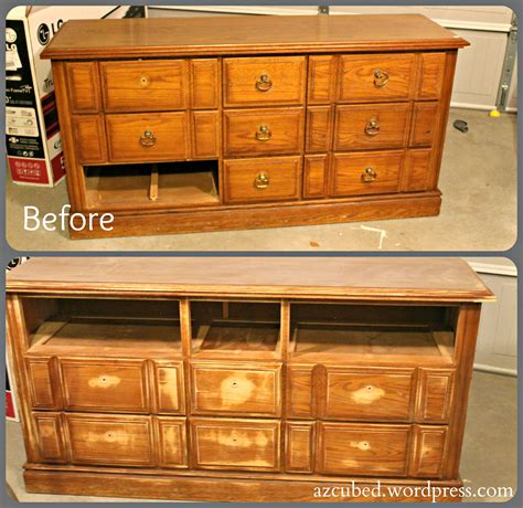 Tv Console Dresser by Diy Dresser Turned Tv Console With Tutorial Domestic