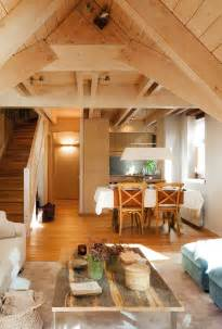 Small Home Interior Images Small And Cozy Mountain Tiny Cottage In Val D Aran