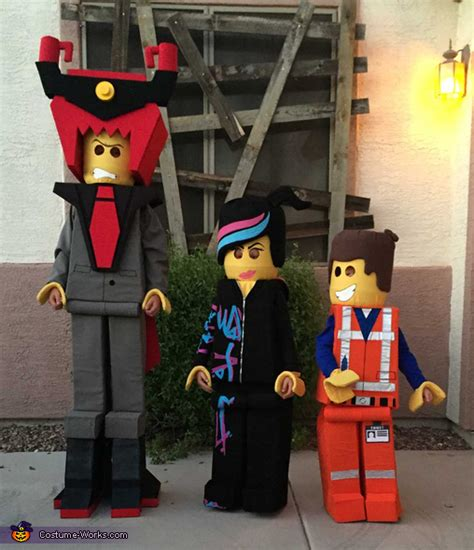 awesome lego  costume   tutorial