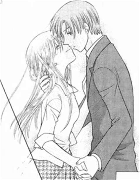 anime basket wanita katsuya and kyoko fruits basket image 25301594 fanpop