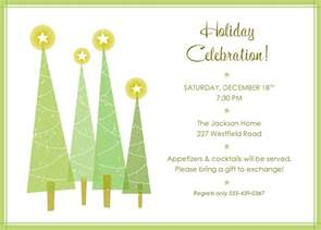 Pictures Of Christmas Party Invitations - party invitations very best holiday party invitation wording detail wording holiday brunch