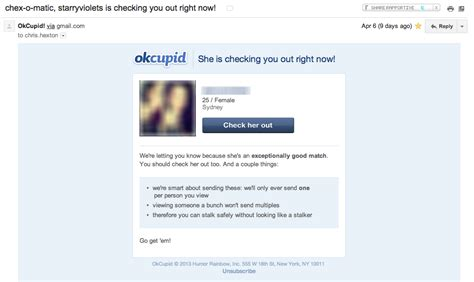 Search Okcupid Profiles By Email Auto Responders Why Trigger Based Email Will Increase Your Conversions