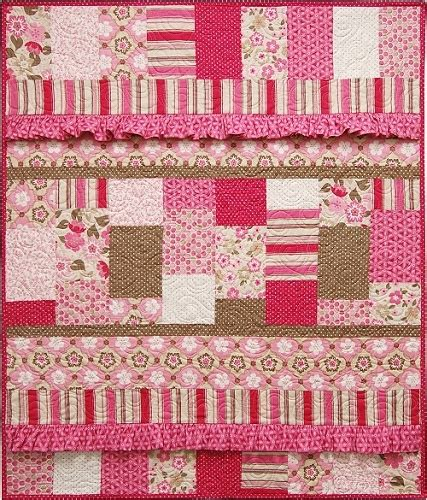 Vintage Baby Quilt Pattern by 17 Best Images About How To Make A Quilt On