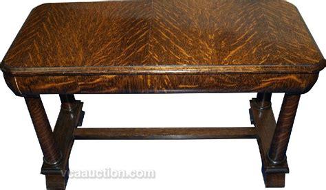 oak piano bench tiger oak pedestal based piano bench