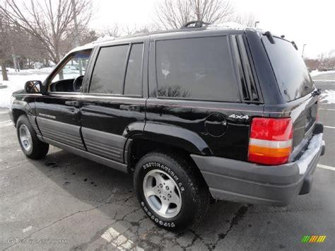 1997 black jeep grand laredo 4x4 43647553 photo 4 gtcarlot car color galleries