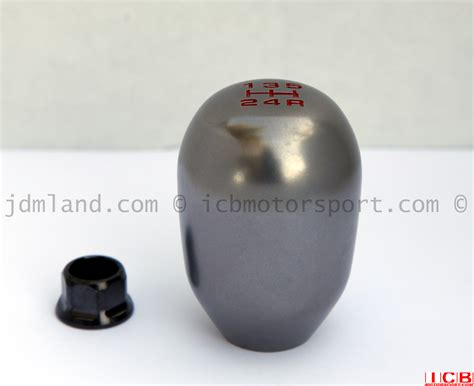 used jdm ek9 dc2 type r titanium shift knob mint condition