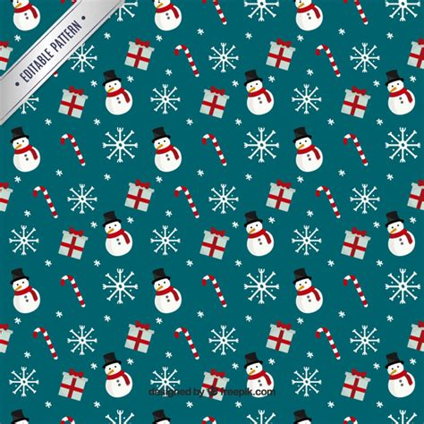 christmas pattern ai christmas day pattern vector premium download