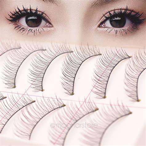 Bulumata Taiwan Eyelash Taiwan taiwan made false eyelash cotton stalk eyelashes cosmetic makeup