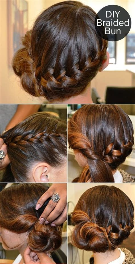 easy updos for formal events step by step coiffures simples rapides et pratiques coiffure simple