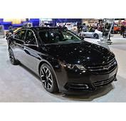 2015 Chevrolet Impala Blackout Concept SEMA 2014 Photo