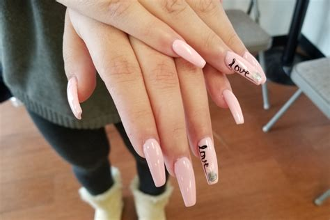 Gel Acrylic Nails by Mood Color Acrylic Nails Best Nail Designs 2018