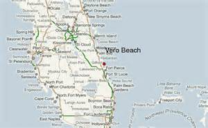 map of vero florida vero location guide