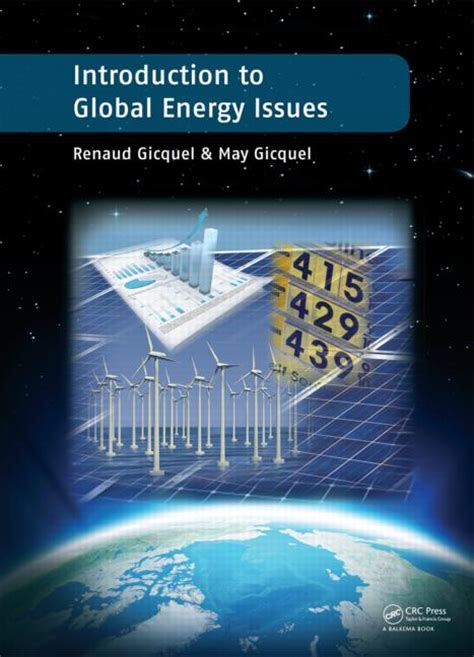 world problems books introduction to global energy issues crc press book
