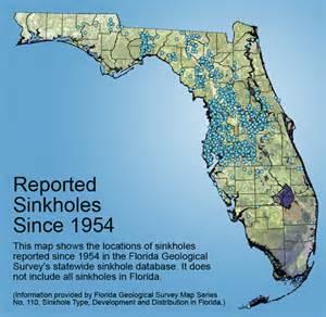 sink map florida seemorerocks florida sinkhole