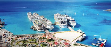 St Maarten Car Rental Cruise Port by Port St Maarten Expects An Increase In Cruise Numbers
