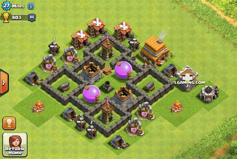 coc layout for th4 best th4 cracked data coin money