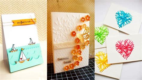 card diy ideas diy mothers day greeting card 5 diy ideas my crafts and