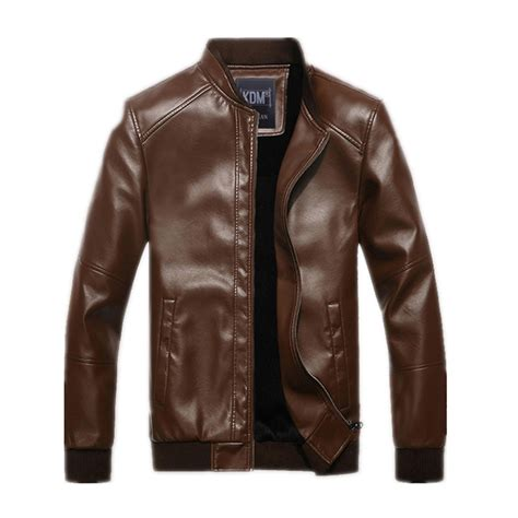 Leather Sale by Sale S Winter Motorcycle Faux Leather Jacket