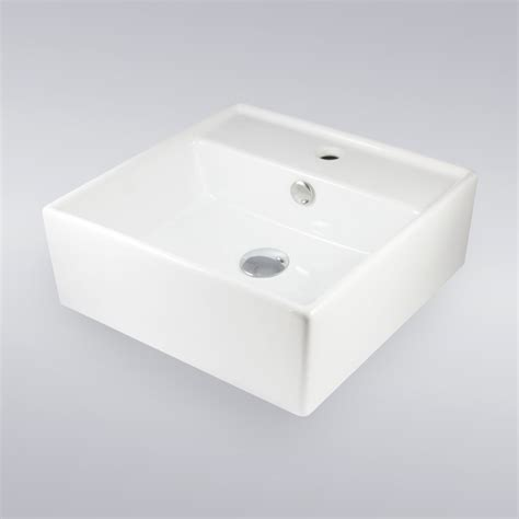16 inch bathroom sink 16 inch self porcelain ceramic single