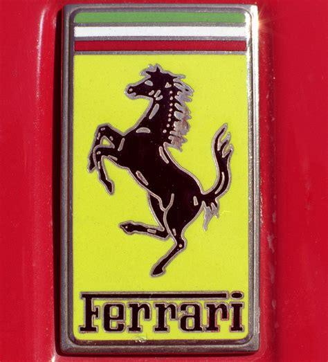 ferrari horse logo ferrari prancing horse logo 100228013 l jpg