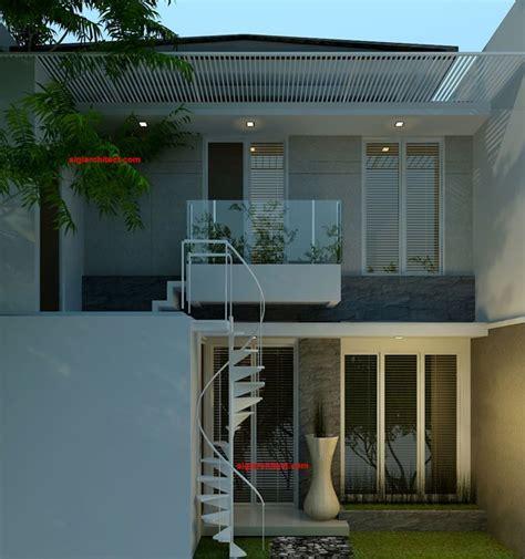 desain interior rumah kecil minimalis modern gambar desain model denah interior arsitektur rumah