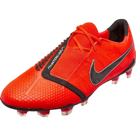 nike phantom venom elite fg bright crimson soccer master