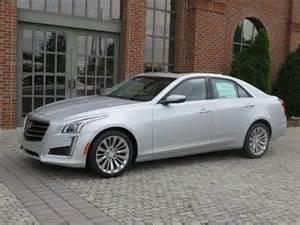 2015 Cadillac Cts 3 6 L Premium Cadillac Cts Silver Metallic Berkeley Lake Mitula Cars