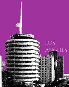 Los Angeles Records Search Capitol Records Posters For Sale