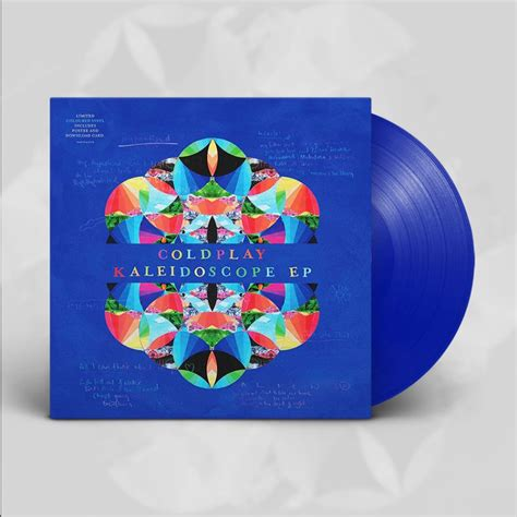 coldplay kaleidoscope ep coldplay kaleidoscope ep colored vinyl